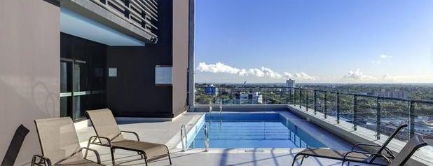 Aloft Hotels is one of Lugares favoritos de Juan.