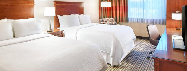 Four Points by Sheraton Bellingham Hotel & Conference Center is one of Seattle & Washington St.