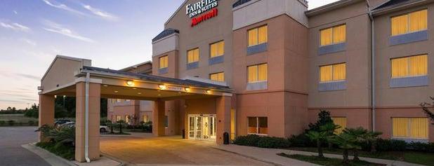 Fairfield Inn & Suites Mobile Daphne/Eastern Shore is one of Jumper.