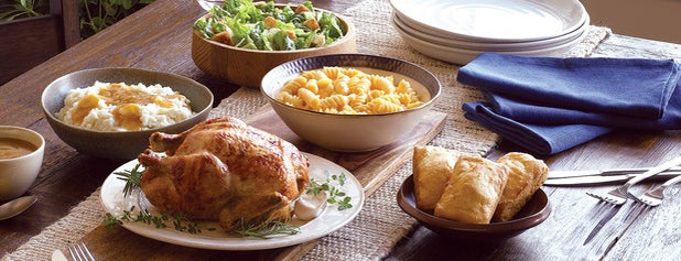 Boston Market is one of Lugares favoritos de Jason.