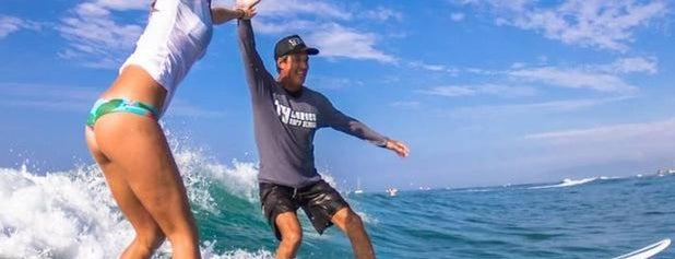 Ty Gurney Surf School is one of Honolulu.