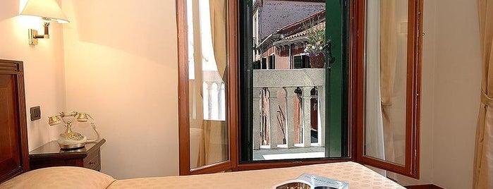 Hotel La Forcola Venice is one of Posti salvati di Assma.