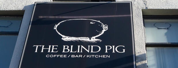 The Blind Pig is one of Victoria 님이 좋아한 장소.