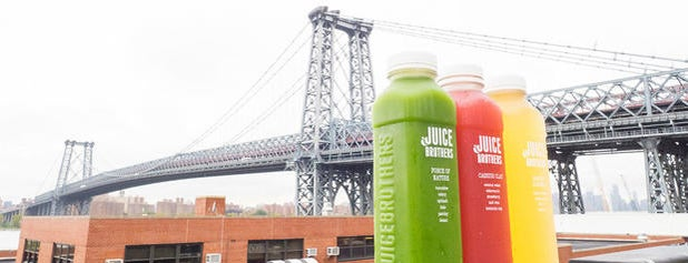 JuiceBrothers is one of New York.