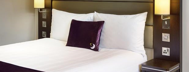 Premier Inn Norwich Nelson City Centre is one of Locais curtidos por Paul.