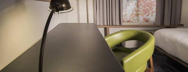 Fairfield Inn & Suites by Marriott Albuquerque North is one of Orte, die Leonda gefallen.