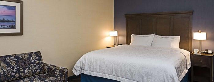 Hampton Inn by Hilton Ottawa Airport is one of Locais curtidos por Catador.