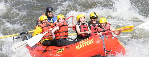 Raft Masters is one of Colorado Tourism.