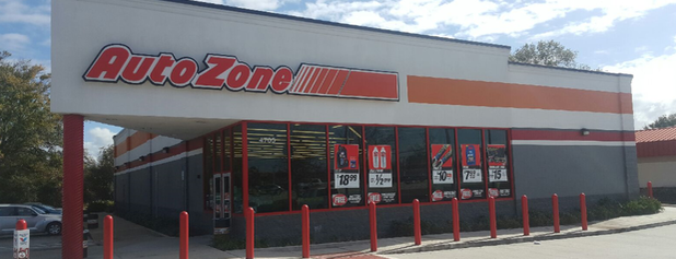 AutoZone is one of Marty mar always love and thanks.