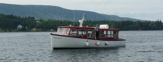 Bird Island Boat Tours is one of Greg's Liked Places.