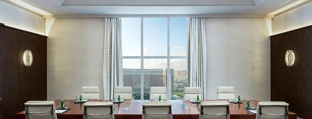 The St. Regis Macao, Cotai Central is one of SV 님이 좋아한 장소.