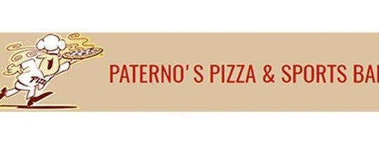 Paternos Pizza is one of Pizza Pizza Pizza.