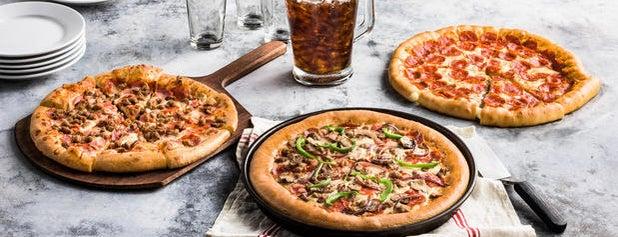 Pizza Hut is one of Restaurants à Ivry-sur-Seine.