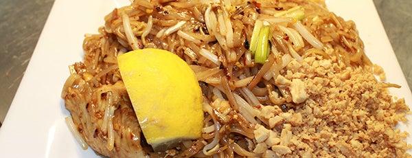 Lisu's Thai Taste Restaurant - Roseville is one of Hillmanさんの保存済みスポット.