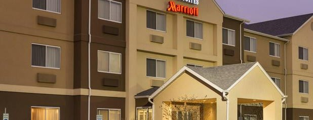 Fairfield Inn & Suites Waco South is one of Jamesさんのお気に入りスポット.