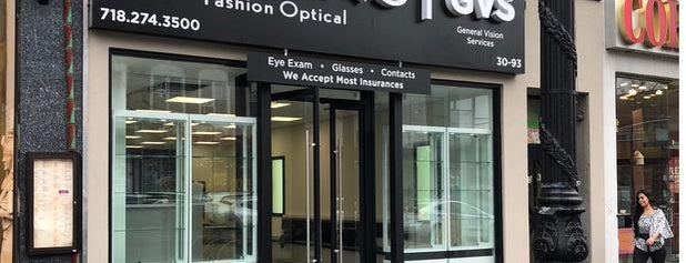 Cohen's Fashion Optical is one of New York!.