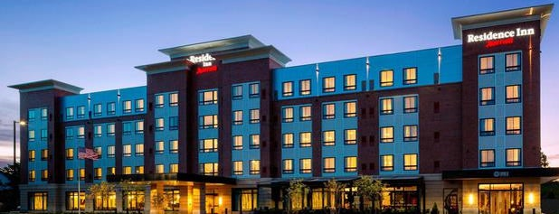 Residence Inn by Marriott Bangor is one of eva's Liked Places.