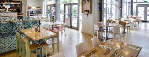 ASK Italian is one of Pub's, Club's e Coffee Shops!.
