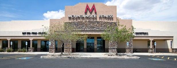 Mountainside Fitness is one of Posti che sono piaciuti a Daniele.