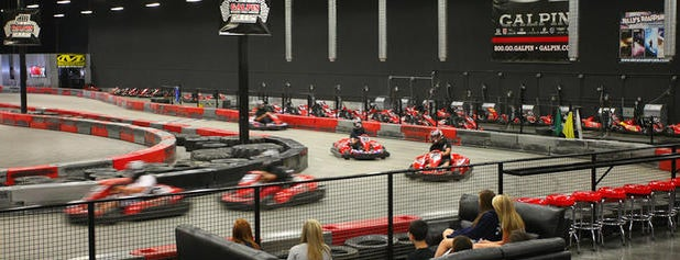 MB2 Raceway is one of Fun Times.