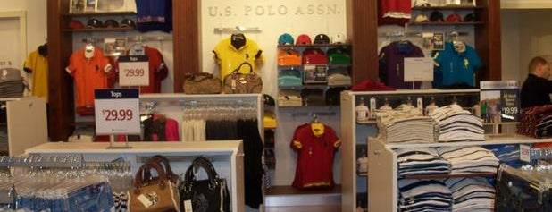 U.S. Polo Assn. is one of Posti che sono piaciuti a Maria.