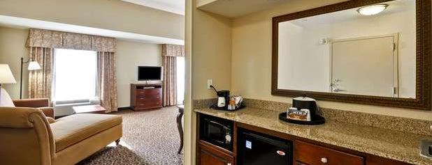 Hampton Inn & Suites Fredericksburg-at Celebrate Virginia is one of Hotels.