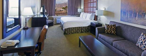 Radisson Hotel El Paso Airport is one of Favorites.