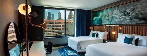 Hotel EMC2, Autograph Collection is one of Chicago.