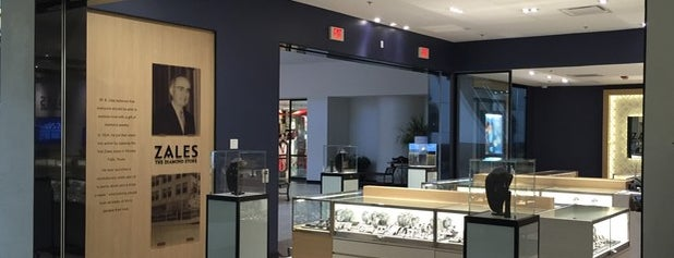 Zales Jewelers is one of Original BadAzzBrad's Mayoral Spots.