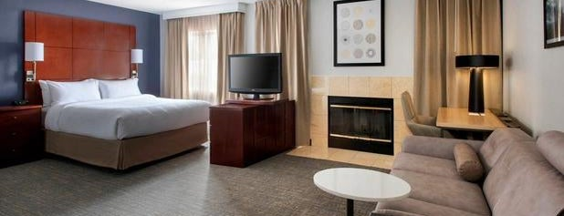 Residence Inn by Marriott Syracuse Carrier Circle is one of Tempat yang Disimpan Victor.