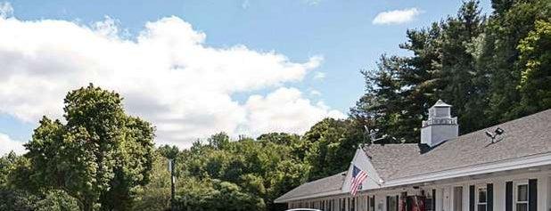 Rodeway Inn is one of Lenna : понравившиеся места.