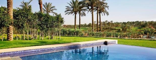 The Westin Cairo Golf Resort & Spa Katameya Dunes is one of Lugares guardados de Queen.