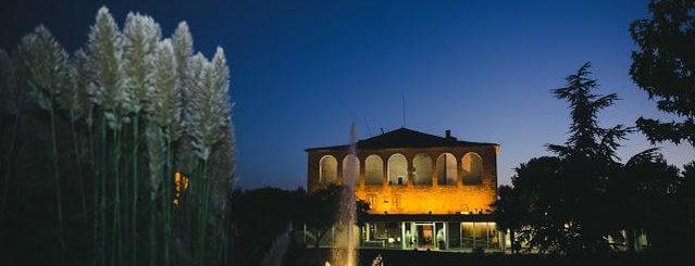 Palau De Margalef is one of Los placeres de Pepa 1.