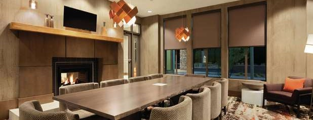 Home2 Suites by Hilton Phoenix-Tempe University Research Park is one of Places I've stayed.