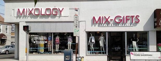 Mixology is one of Clothing near Lynbrook.