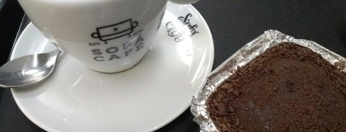 Sofá Café is one of Fabio'nun Beğendiği Mekanlar.