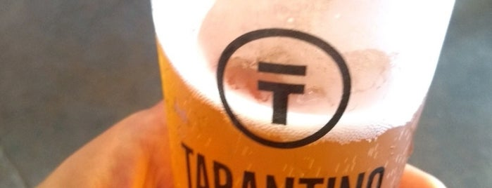 Cervejaria Tarantino is one of Craft beer in São Paulo.