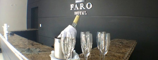 Faro Hotel Taubaté is one of Pauloさんのお気に入りスポット.
