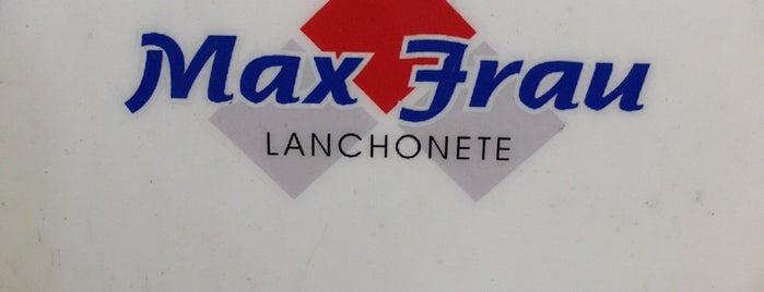 Max Frau is one of สถานที่ที่ Luis ถูกใจ.
