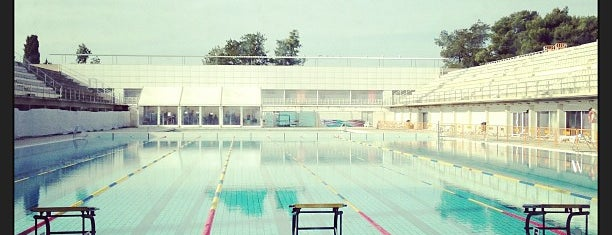 Piscines Picornell is one of Barc.