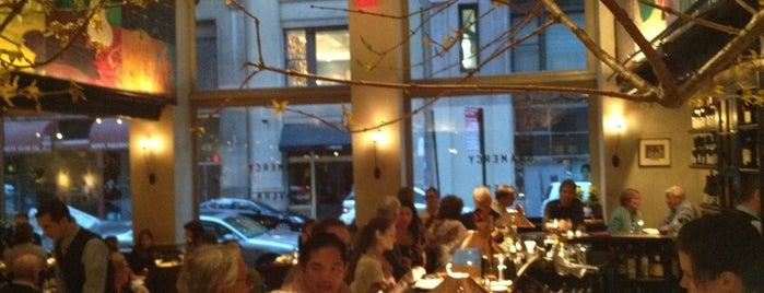 Gramercy Tavern is one of Manhattan Favorites.
