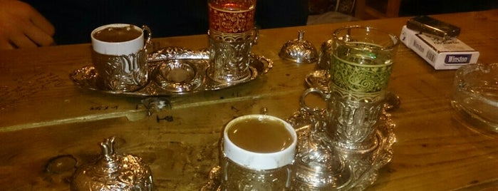 Han Çay&Kahve is one of สถานที่ที่ Barış ถูกใจ.