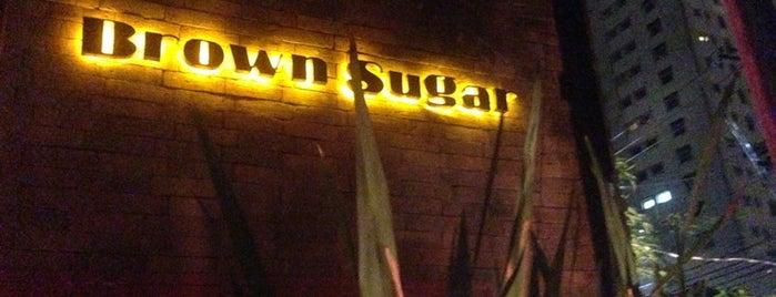Brown Sugar is one of Sanduweek'15.