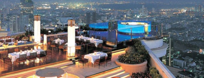 Sirocco is one of Les plus beaux rooftops !.