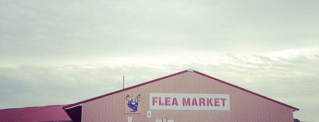 The Barnyard Flea Market is one of Charlotte, NC Living.