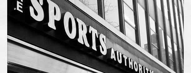 Sports Authority is one of NY.