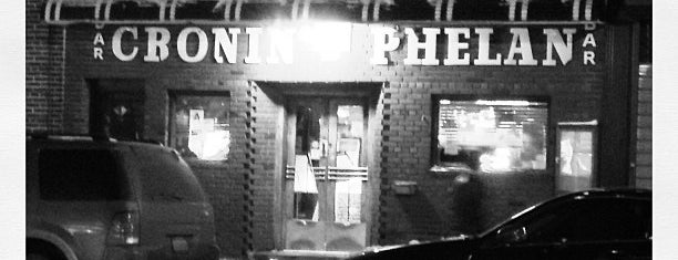 Cronin & Phelan's is one of Astoria Eats and Drinks.