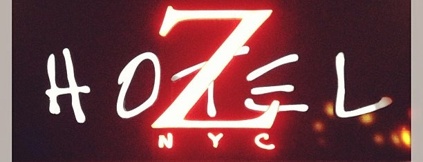 Z NYC Hotel is one of Outdoor space.