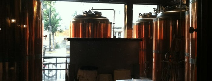 Copper Creek Brewing Co. is one of Breweries or Bust 2.