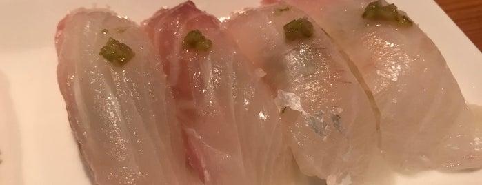 Sushi Ichi is one of 🐟.